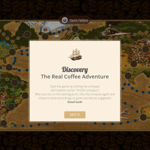 Discovery Paulig Game