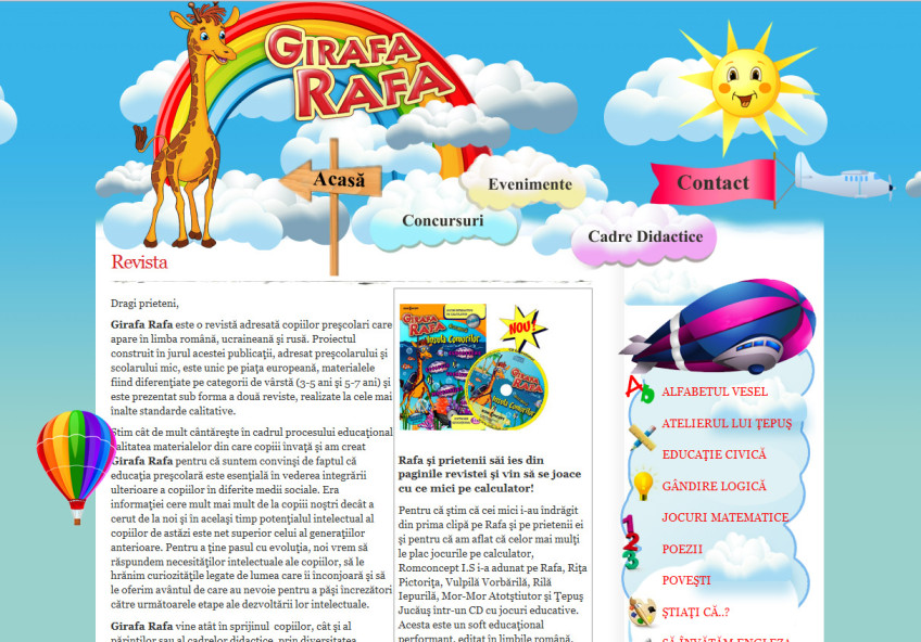 Girafa Rafa