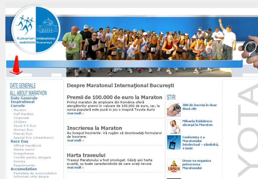 Romanian Marathon
