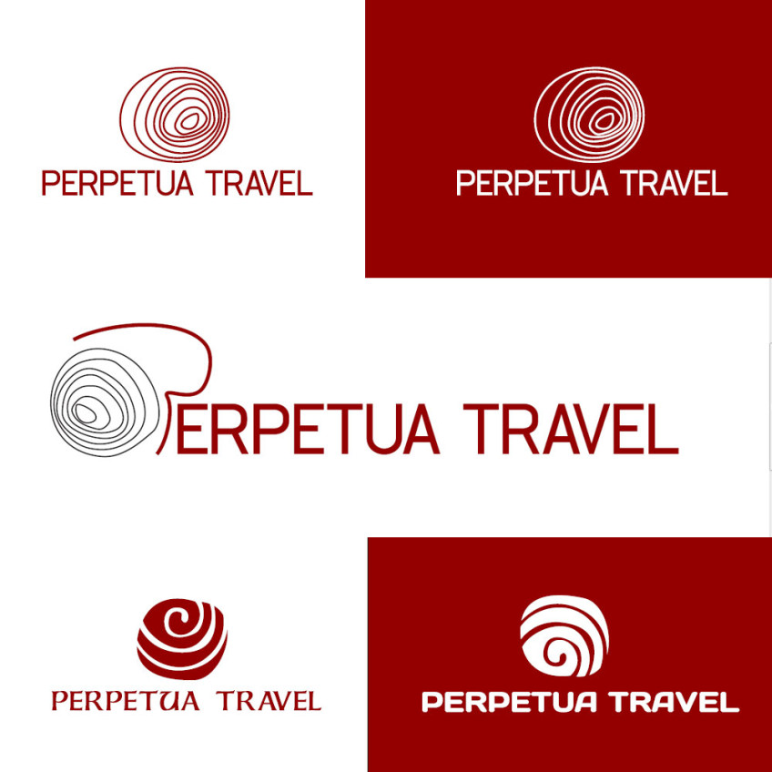 Perpetua Travel Logo
