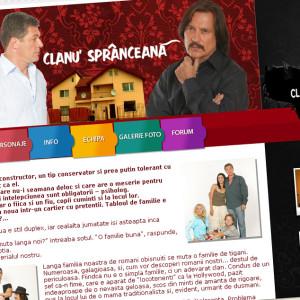 Clanul Spranceana