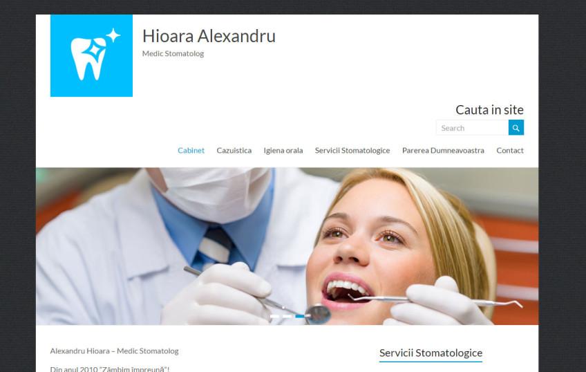 Stomatologie Alex Hioara