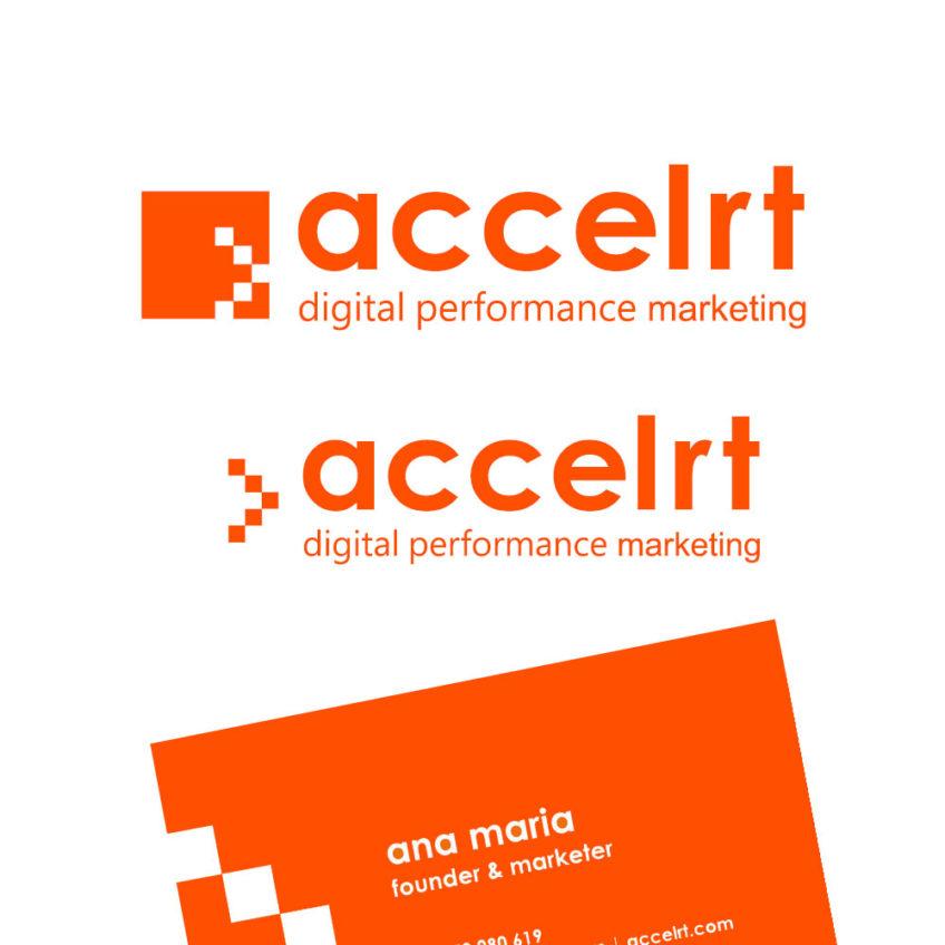 Accelrt logo