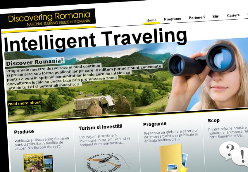 Discover Romania