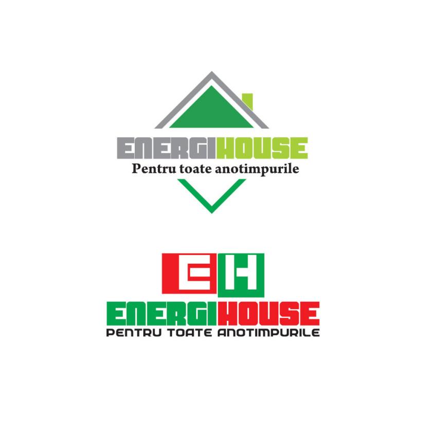 Energi House logo