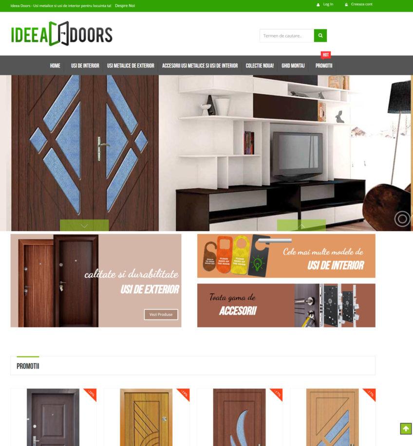 Ideea Doors