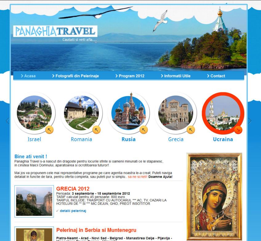 Panaghia Travel