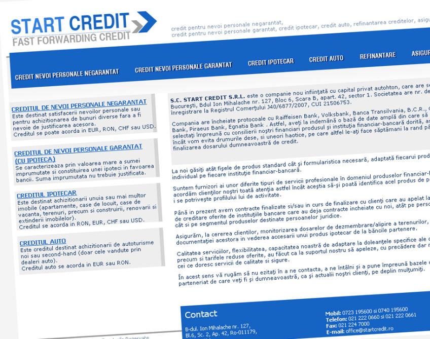 start credit